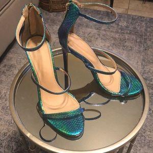 Shoes - Mermaid heels 🧜🏼♀️